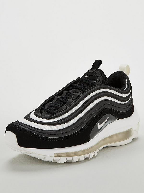 detailed look 0f5be 4a190 Air Max 97 - Black