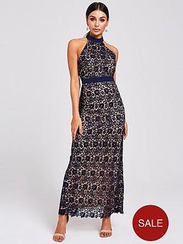 paper-dolls-high-neck-crochet-maxi-dress
