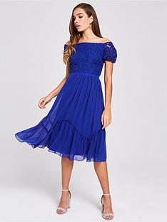 little-mistress-little-mistress-badot-chiffon-knee-length-dress