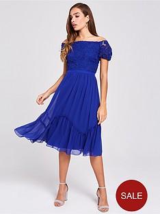 little-mistress-little-mistress-badot-chiffon-knee-length-dress