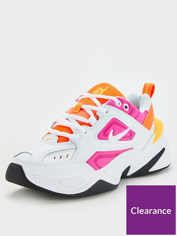 arrives save up to 80% first rate M2K Tekno - White/Pink