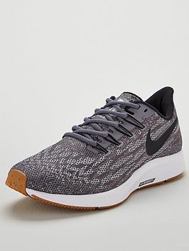 Nike Nike Air Zoom Pegasus 36 - Grey/White Picture