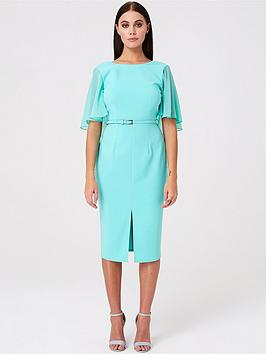 paper-dolls-paper-dolls-fluted-sleeve-belted-midi-boydcon-dress