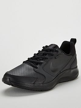 Nike Nike Todos Leather - Black Picture