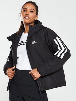 adidas-3-stripe-hooded-padded-jacket-blacknbsp
