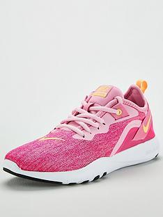 4c3e13556d4db Nike Flex Trainer 9 - Pink White