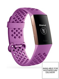 fitbit-charge-3-rose-goldberry