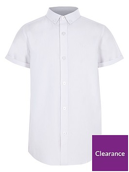 river-island-boys-ri-short-sleeve-shirt-white