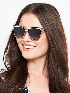 karl-lagerfeld-butterfly-gradient-lens-sunglasses-blackgold