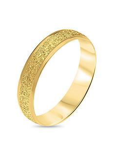 love-gold-9ct-gold-diamond-cut-sparkle-4mm-d-shape-wedding-band