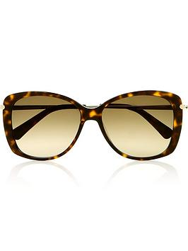 longchamp-modified-rectangle-sunglasses--nbspdark-havana