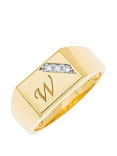 love-diamond-personalised-9ct-gold-diamond-set-mens-signet-ring-1-initial