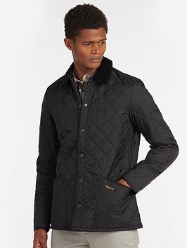 barbour-liddesdale-quilt-jacket-black