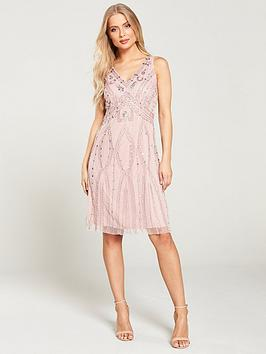 frock-and-frill-beaded-shift-dress-peach