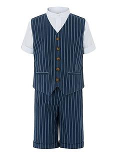 monsoon-boys-finn-stripe-3-piece-short-suit-set-blue