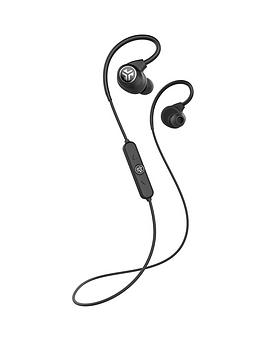 JLAB Jlab Epic Sport Fitness Bluetooth Wireless Earbuds With Memory Wire  ... Picture