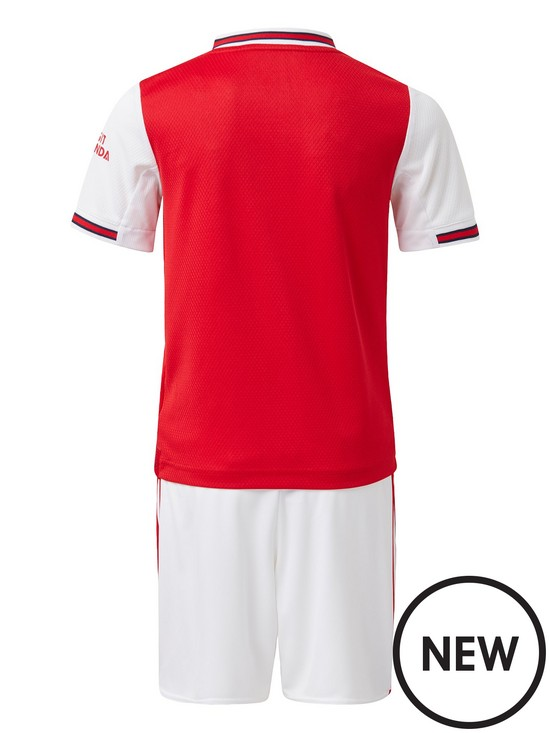 450c17fdb8c5d Arsenal Infant 19/20 Home Mini Kit - Red