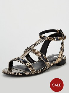 v-by-very-hapur-stud-trim-flat-sandals-snake