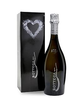 Very  Bottega Diamond Prosecco 75Cl With Gift Box