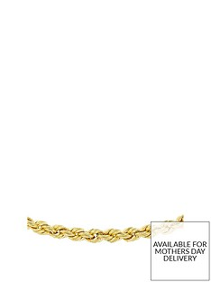 love-gold-9ct-gold-rope-chain-necklace