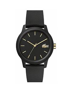 lacoste-lacoste-black-and-gold-detail-dial-black-silicone-strap-ladies-watch