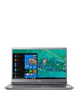 acer-swift-3-intelreg-coretrade-i3-8130u-4gb-ram-256gb-ssd-156in-laptop-with-optional-ms-office-home-365-silver