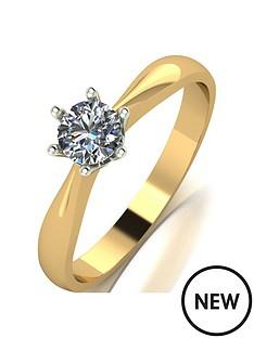 moissanite-9ct-gold-033ct-eq-moissanite-solitaire-ring