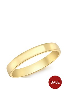 love-gold-9ct-gold-court-wedding-band