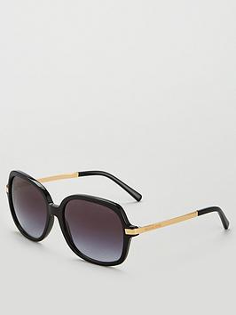 michael-kors-black-square-sunglasses