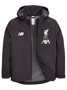 09a79bd929c8d New Balance New Balance Liverpool Fc Junior 19/20 Base Storm Jacket