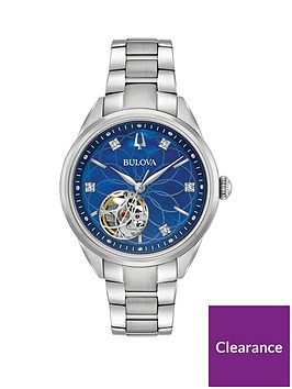 bulova-diamond-set-automatic-skeleton-dial-and-stainless-steel-bracelet-ladies-watch
