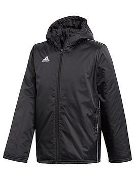 Adidas Adidas Youth Core Stadium Jacket - Black Picture