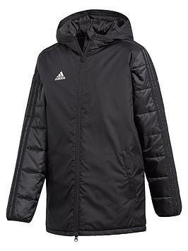 Adidas Adidas Youth Winter Jacket - Black Picture