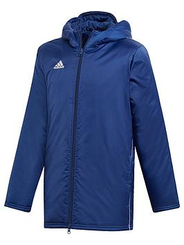 Adidas Adidas Youth Core Stadium Jacket - Navy Picture