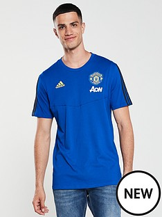 adidas-manchester-united-3-stripe-tee-blue