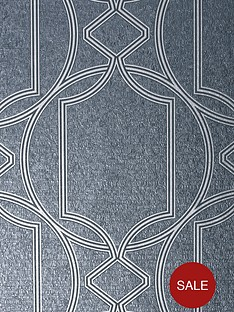 boutique-midnight-deco-geo-wallpaper