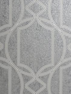 boutique-deco-geo-wallpaper-ndash-soft-grey