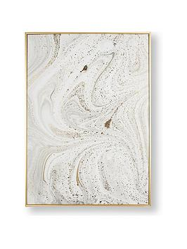 Graham & Brown Graham & Brown Marble Luxe Framed Wall Art Picture
