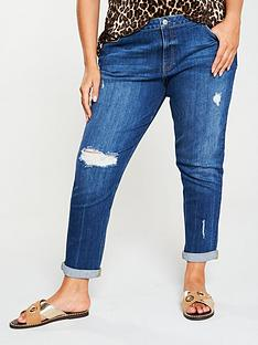v-by-very-curve-straight-leg-rolled-up-girlfriend-jeans-blue-wash