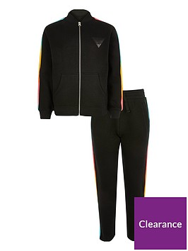 river-island-boys-rainbow-track-outfit-black