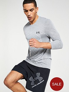 under-armour-vanish-seamless-34-sleeve-greyblacknbsp