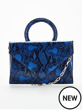 v-by-very-phoenix-round-handle-chain-strap-cross-body-bag-cobalt