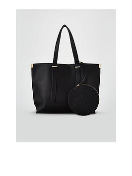 v-by-very-jamilia-tote-bag-with-coin-purse-black