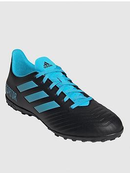 adidas-predator-194-astro-turf-football-boot-black