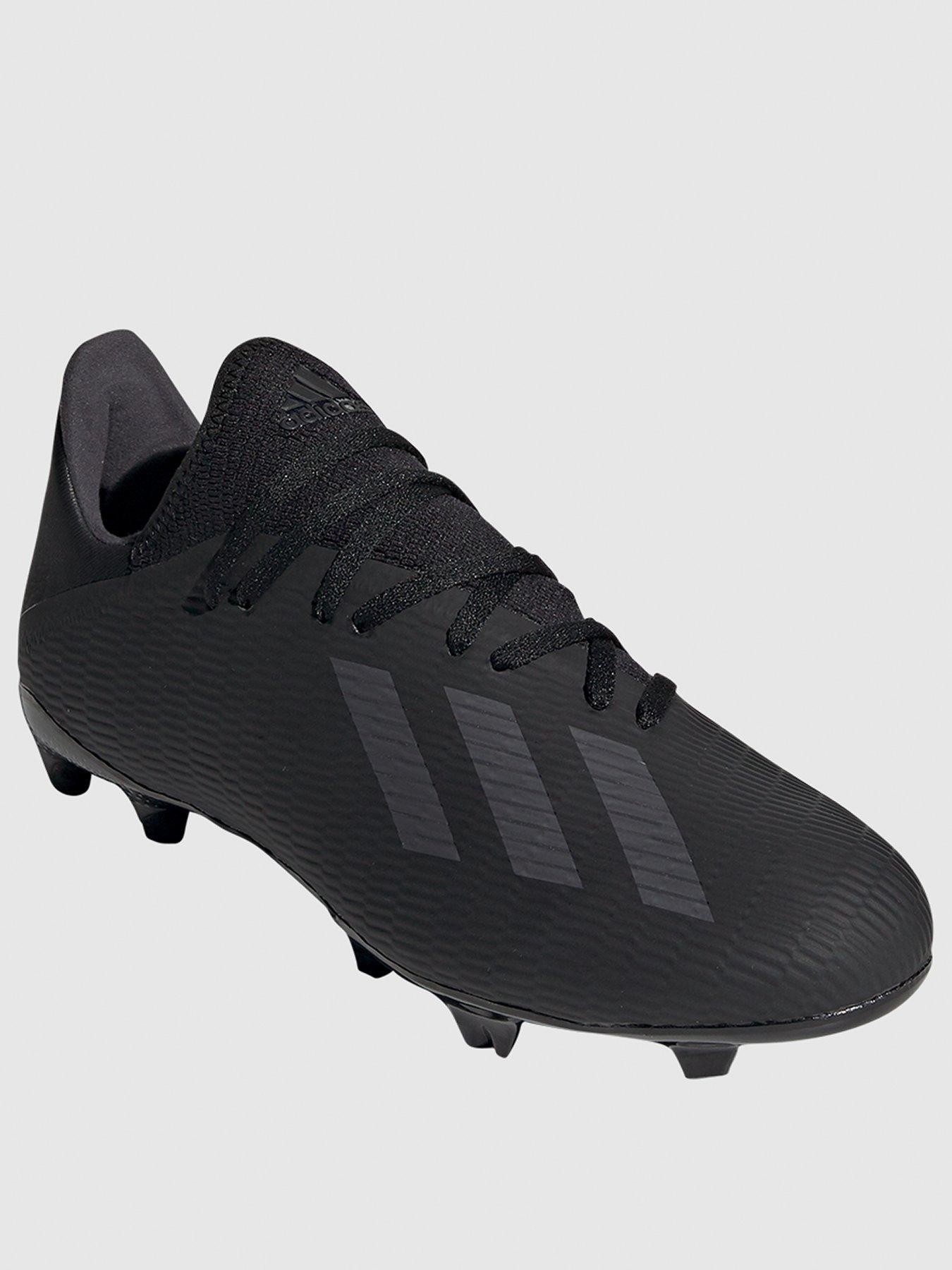 adidas Predator 20.3 Laceless FG Core BlackSolid Grey