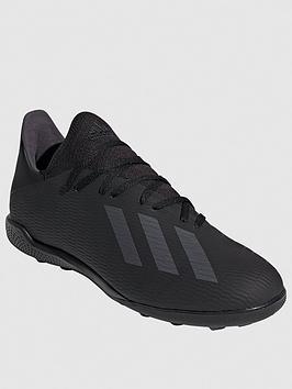 Adidas Adidas X 19.3 Astro Turf Football Boot - Black Picture