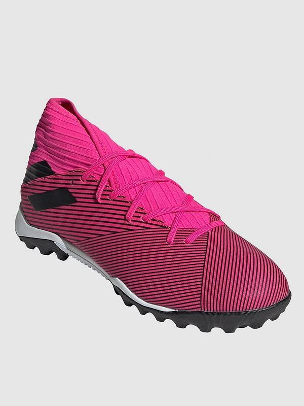 Girls Football Trainers New Kids Astro Turf Trainers School Sports Shoes Size