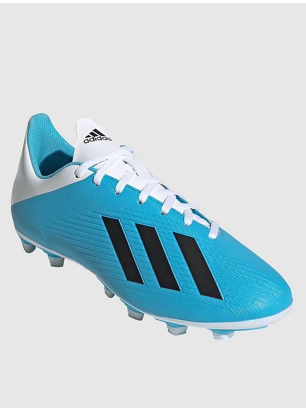 best sneakers 4a71c 30a9e X 19.4 Firm Ground Football Boot - Blue/White