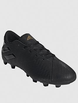 Adidas Adidas Nemeziz 19.4 Firm Ground Football Boot - Black Picture