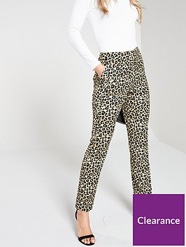 v-by-very-printed-tapered-leg-trousers-leopard